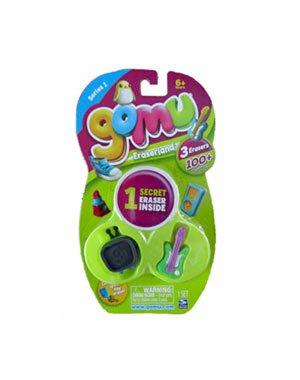 Buy Low Price Spin Master Gomu Eraserland Series 1 Erasers 3Pack 3 Random Eraser Figures (B004IRYI40)