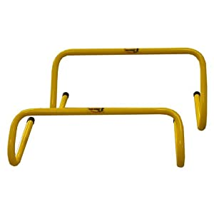 Buy Amber Sporting Goods 12-Inch Mini Training Hurdles by Amber