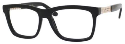 Yves Saint Laurent Yves Saint Laurent 6382 Eyeglasses-0807 Black-53mm