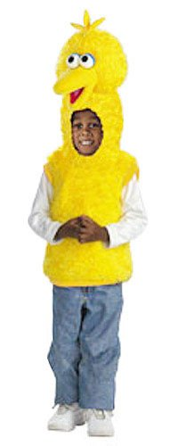 Toddler Big Bird Costume Vest