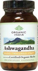 Organic India Ashwagandha Formula