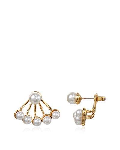 Jardin Women's Freshwater Pearl Stud Earrings