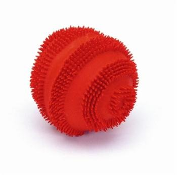 83034 Ltx Spiny Ball Dog Toy by Coastal Pet Products