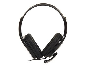 Somic Ev-50 Stylish Stereo Headset With Microphone (Black)