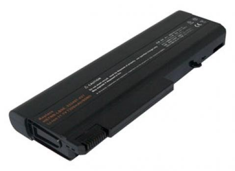 11.10V,6600mAh,Li-ion,Hi-characteristic Replacement Laptop Battery for HP EliteBook 6930p, EliteBook 8440p, EliteBook 8440w, ProBook 6440b, ProBook 6445b, ProBook 6450b, ProBook 6540b, ProBook 6545b, ProBook 6550b, ProBook 6555b, Compatible Part Numbers: