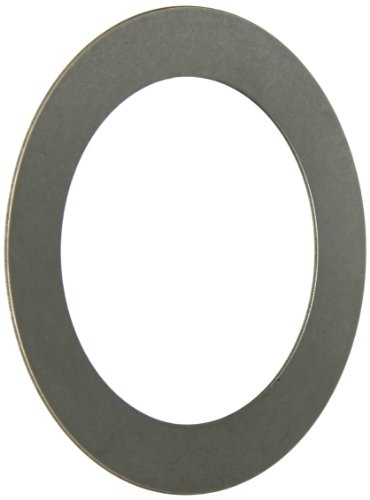 SKF AS 5578 Thrust Roller Bearing Washer, Metric, 55mm Bore, 78mm OD, 1mm Width
