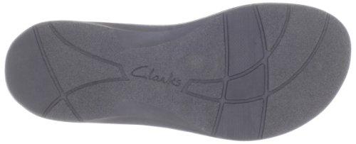 Clarks Women's Clarks Tate Muse Flip Flop,Brown Multi,8 M US