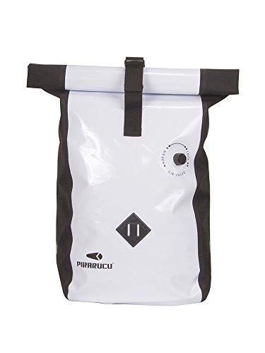 (ピラルク) PIRARUCU GP-002 バックパック ホワイト 防水バッグ