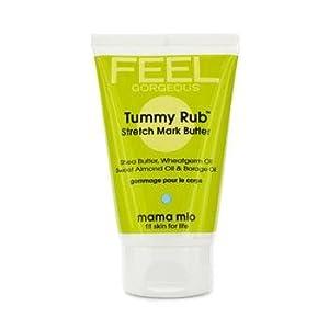 Mama Mio Tummy Rub Stretch Mark Butter, 4 Fluid Ounce
