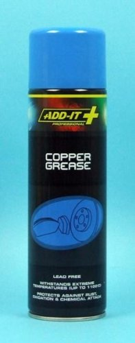 Add It Copper Grease Protection Against Rust, Oxidation, Chemical Attack 500ml