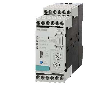 Siemens 3RB22 83-4AA1 Solid State Overload Relay, Evaluation Module