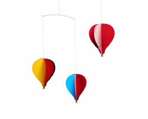 Flensted Mobiles Nursery Mobiles, 3 Balloon Mobile