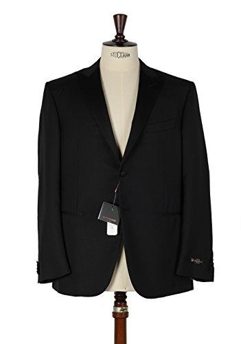cl-corneliani-black-tuxedo-sport-coat-size-56l-46l-us-super-140s