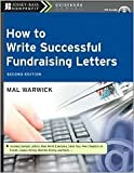 img - for How to Write Successful Fundraising Letters, with CD (The Jossey-Bass Nonprofit Guidebook Series) 2nd (second) edition Text Only book / textbook / text book