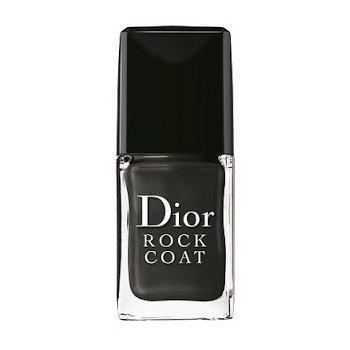 Dior Rock Coat Top Coat Smoky Black Nagellack 10 ml.