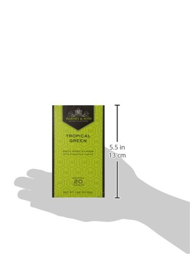 EXCELLENT FLAVOR AND AROMA - Harney & Sons Hot Cinnamon Spice is an assertive blend of black teas, three types of cinnamon, orange peel, and sweet cloves.