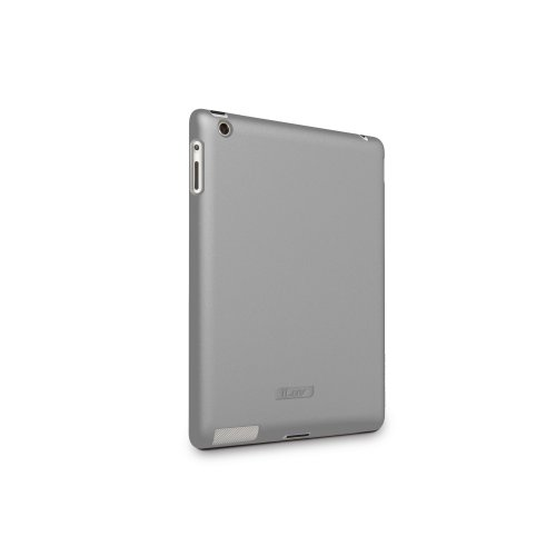 iLuv Flexi-Gel Case for iPad 2 Smart Cover (iCC822GRY)