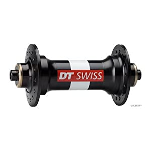 DT Swiss Hubs front wheel hub 190 Ceramic Road 100mm 18 hole black