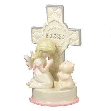 """Blessed"" Figurine - Girl - 1"