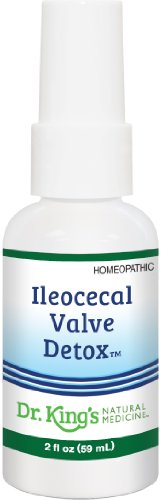 Dr. King'S Natural Medicine Ileocecal Valve Detox By Dr. Kings Natural Medicine, 2 Fluid Ounce