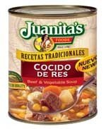 Juanitas Beef And Vegetable, 29.5-Ounce