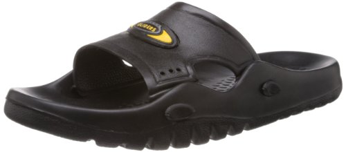 Gliders (from Liberty) Men's Black Flip Flops & Home Slippers - 7 UK  available at amazon for Rs.225