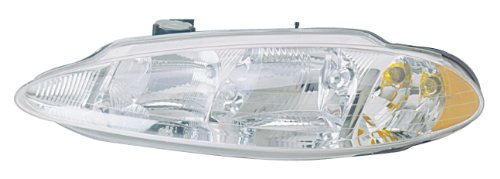 Eagle Eyes CS080-B001L Dodge Driver Side Head Lamp Assembly (Headlight Assembly 1998 Intrepid compare prices)