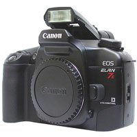 Lowest Prices! Canon EOS Elan 7 E 35mm SLR Camera (Body Only)