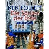 """Die S�ulen der Erde, 6 Cassettenvon """"Ken Follett"""""""