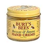 Burt's Bees Beeswax & Banana Hand Crème 57g