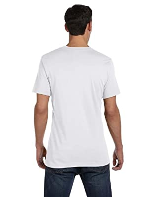 The Unisex Jersey Tee (Solid White Blend)