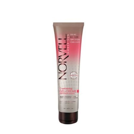 Norvell - Self Tanning Gel Creme With Instant Bronzers - 2.5 Oz