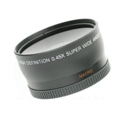 Neewer 58mm Wide Angle Lens 0.45X For Canon Rebel EOS 18-55mm