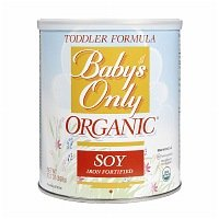 Baby's Only Organic Toddler Formula Powder 12.7 oz