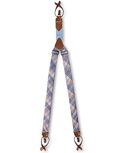 Tommy Hilfiger 35mm Plaid Suspenders