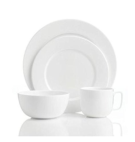 Hotel Collection Dinnerware Bone China 4 Piece Place Setting (Hotel Dinnerware compare prices)