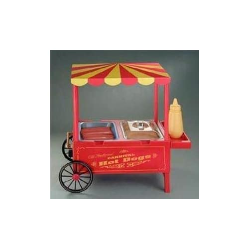 nostalgia electrics hdm503 carnival hot dog maker. Black Bedroom Furniture Sets. Home Design Ideas