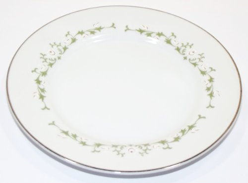 Sheffield Fine China Japan Elegance Pattern 6 3/8