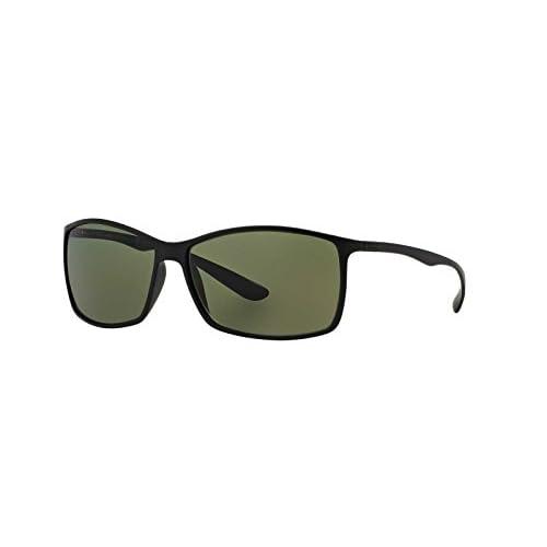 Ray Ban Rx8901 Carbon Fibre Eyeglasses 5263 Demi Gloss Black 55mm ... a6753bd4b5