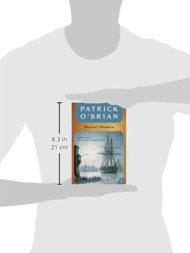 TREASONS HARBOUR. PATRICK O'BRIAN. Folio Society 2010 SLIPCASE NEW