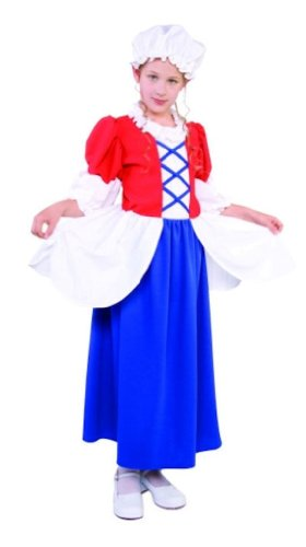 Child Deluxe Betsy Ross Costume
