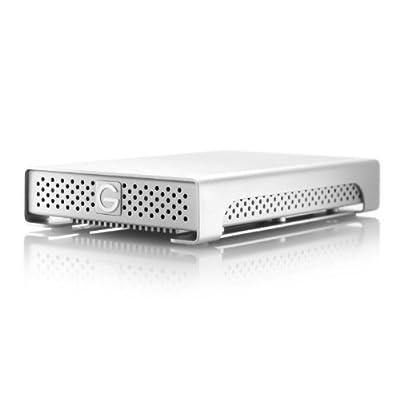 G-Technology 1TB G-DRIVE mini Portable Drive USB 3.0 FireWire 800 7200RPM
