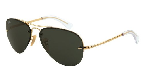Ray Ban Sunglasses RB 3449 Color 001/71
