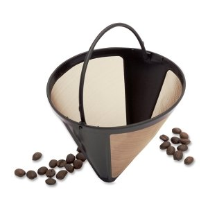 Permanent Coffee Filter, For 4-12 Cup Cup Cone Filter Style