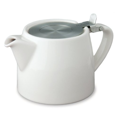 Purchase FORLIFE Stump 18-Ounce Teapot with SLS Lid and Infuser, White