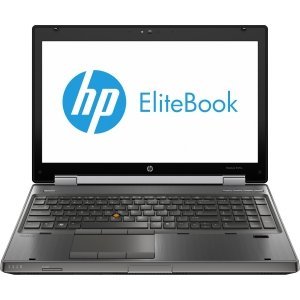 HP EliteBook 8570w C6Y88UT 15.6 LED Notebook - Intel - Core i7 i7-3630QM 2.4GHz - Gunmetal -