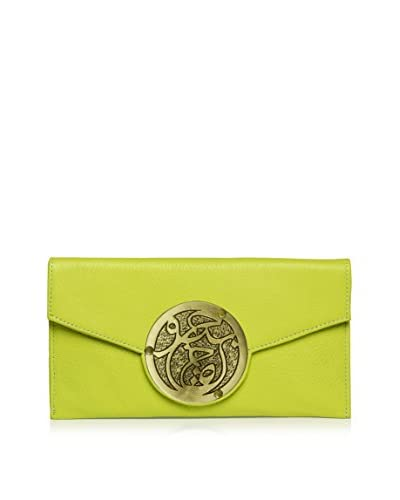 Dareen Hakim Collection Women's Le Petit Icon Clutch, Acid As You See
