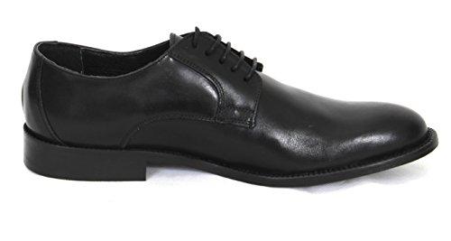 Daniele Alessandrini Grey scarpe P/E 2016 Mod. F358KL1603600 Derby Nero - 44