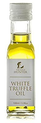 TruffleHunter White Truffle Oil (3.4 Oz) by TruffleHunter