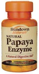 Sundown Papaya Enzyme
